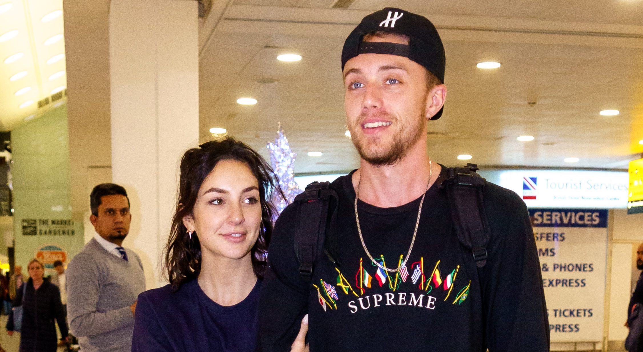 Roman Kemp reveals why his girlfriend Anne-Sophie was cut from his I'm A Celeb exit