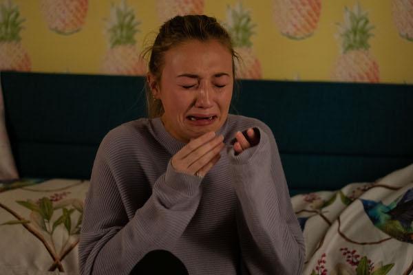 EastEnders' Louise's exit storyline revealed?