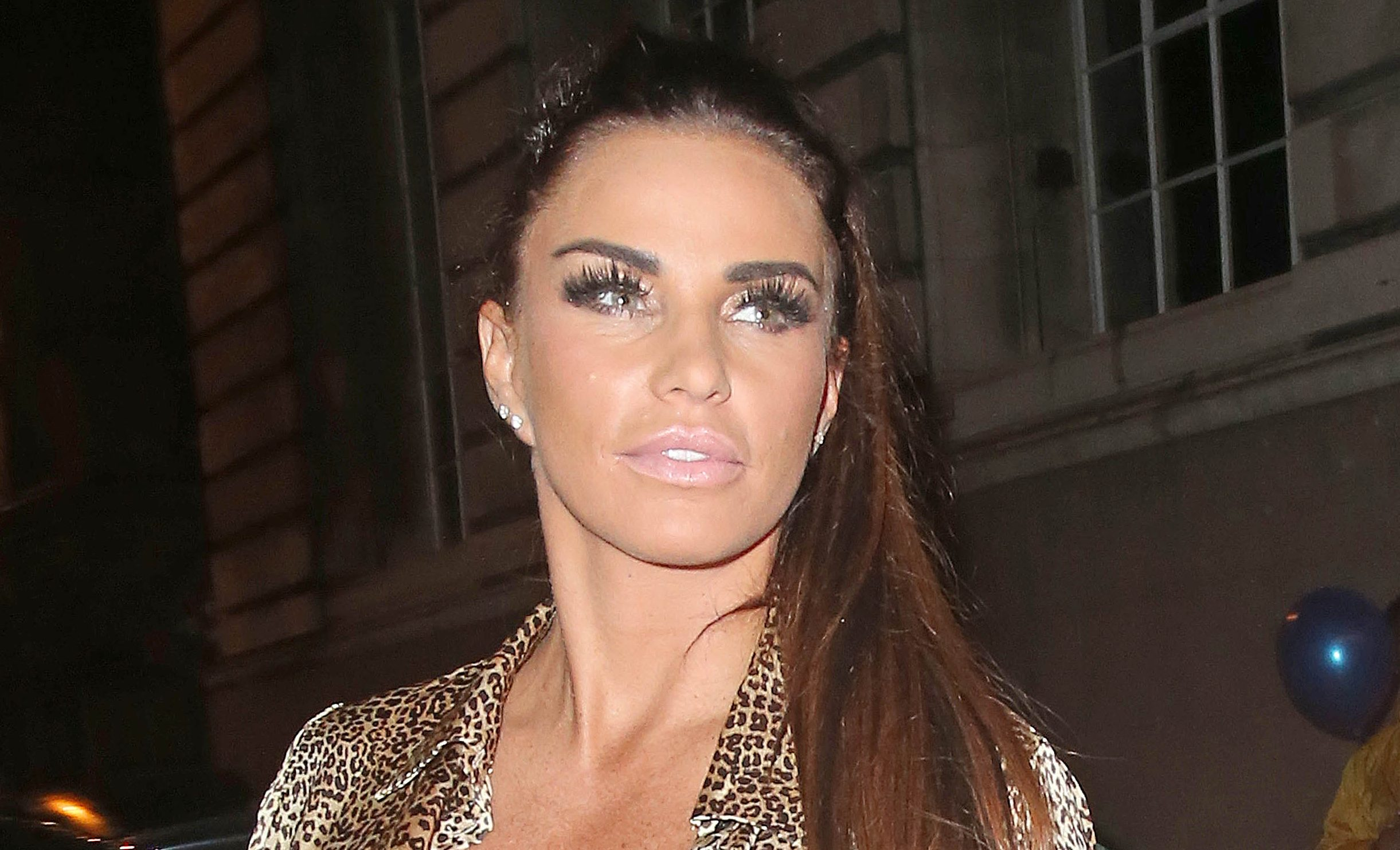 Katie Price admits to being 'annoyed' by son Harvey's snoring during Thailand break