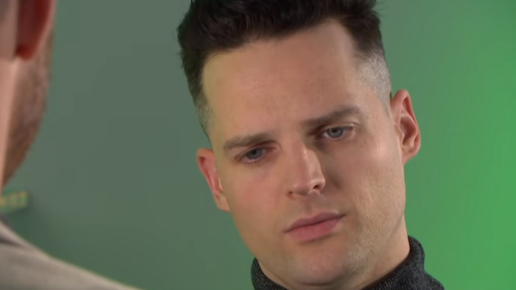Hollyoaks' Jude Monk McGowan reveals he was born 'half deaf'
