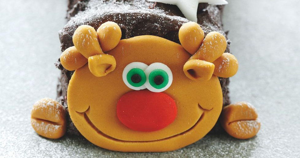 Asda launches Colin the Caterpillar lookalike cake Roddy the Reindeer for Christmas
