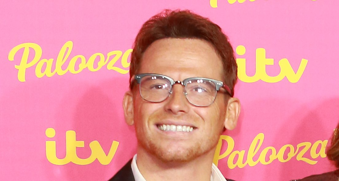 Dancing On Ice star Joe Swash hits his head during 'horrible' accident in rehearsals