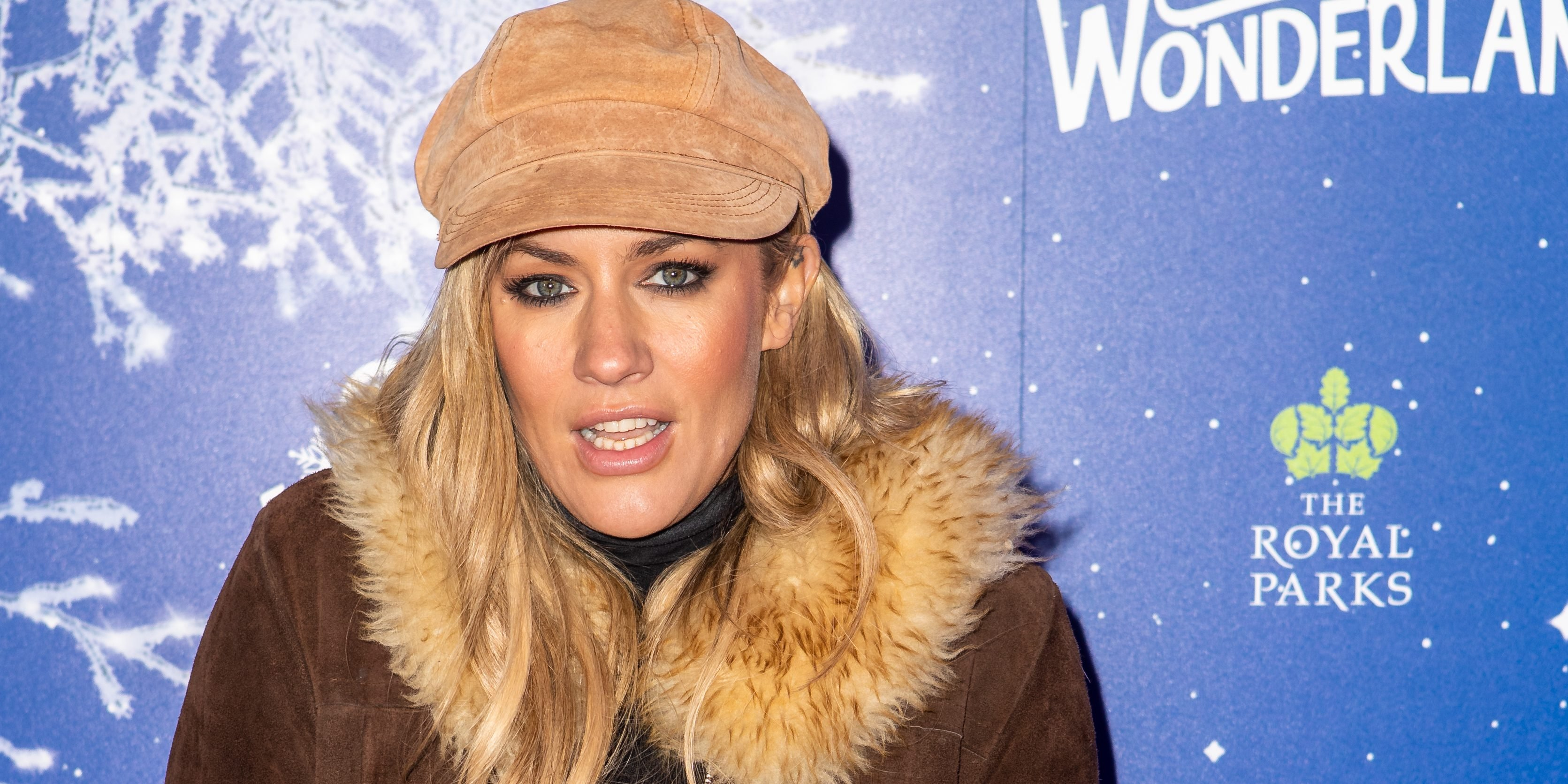 Caroline Flack is 'co-operating with police' following arrest