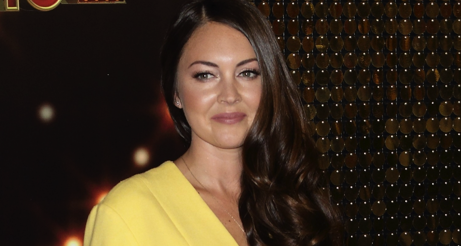 Lacey Turner shares adorable Christmas picture of her daughter Dusty