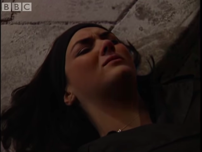 EastEnders fans fear Louise Mitchell will die like Tiffany Mitchell did