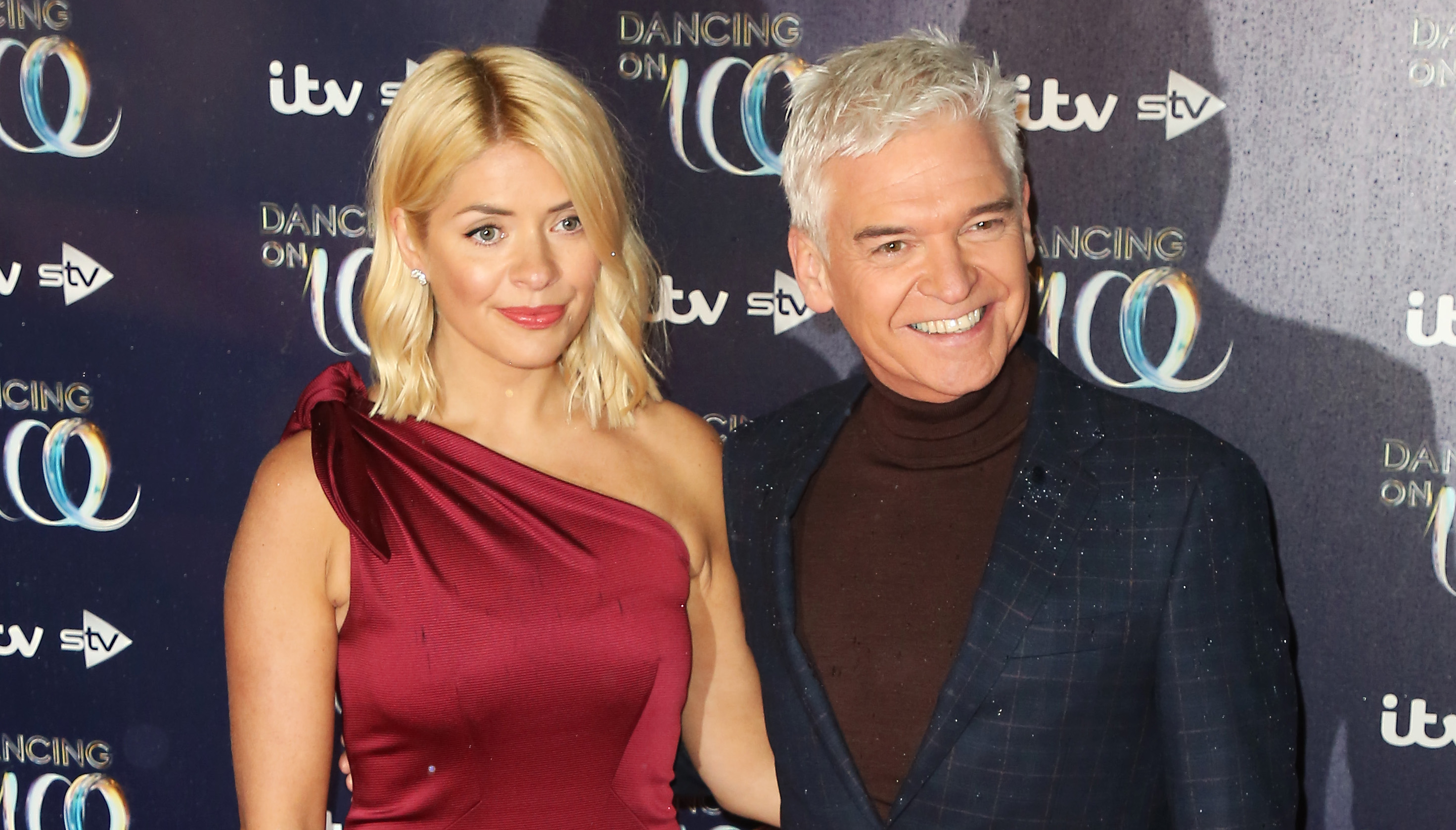 Phillip Schofield hits back at 'feud' claims calling Holly Willoughby the 'sister he never had'
