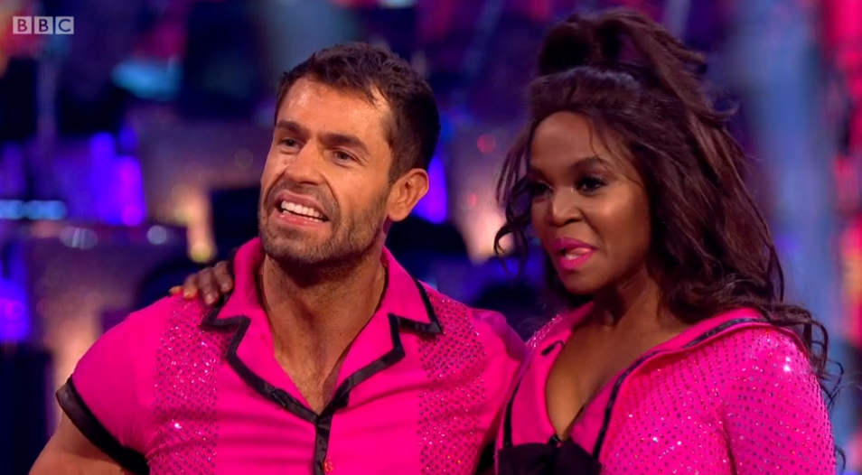 Strictly's Kelvin Fletcher and Oti Mabuse share emotional tributes after win