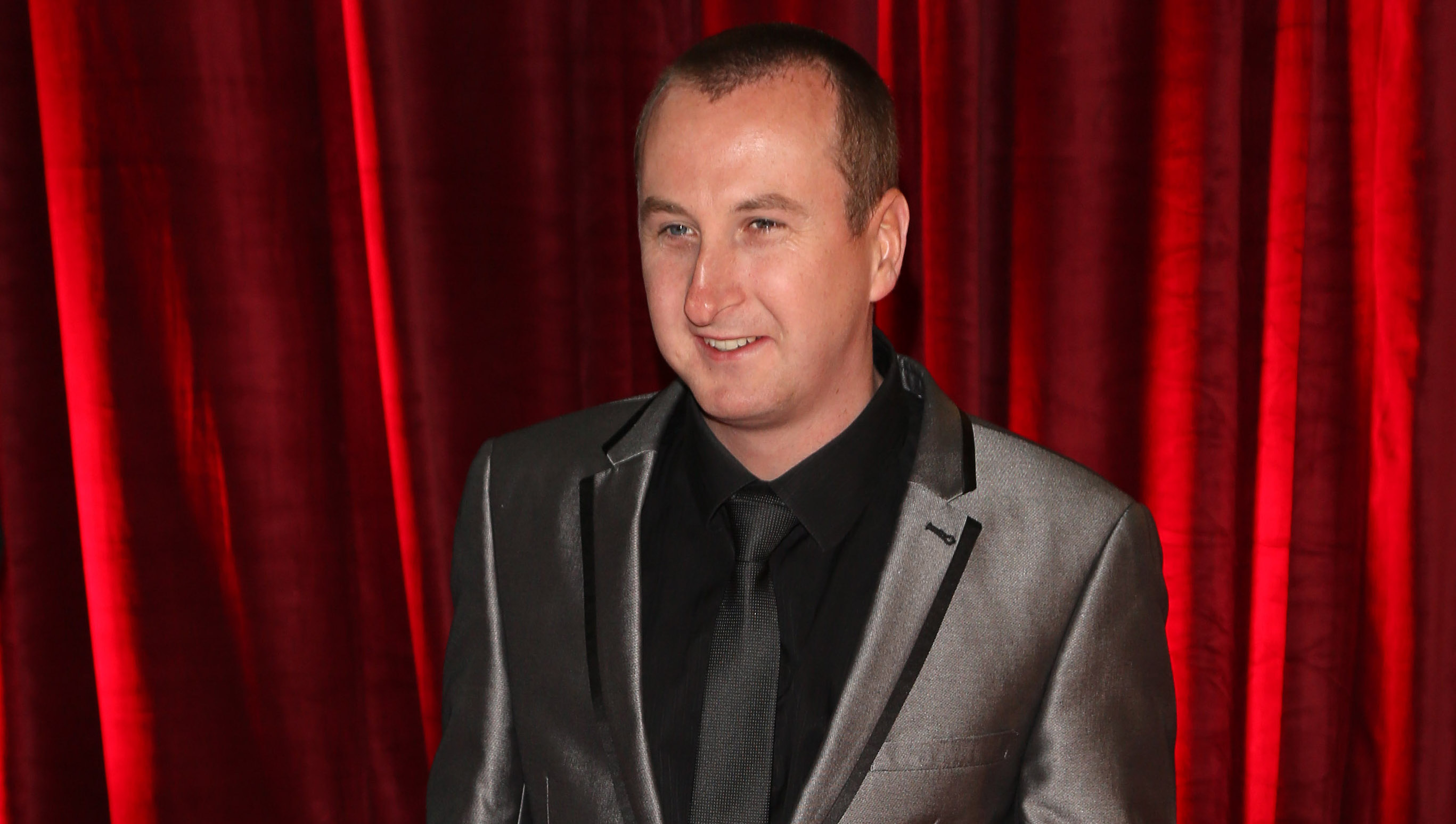 I'm A Celebrity's Andy Whyment celebrates with Corrie pals at jungle-themed homecoming party