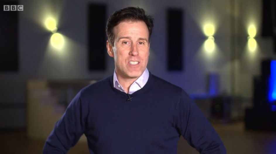 Anton Du Beke 'fears Strictly Come Dancing axe'