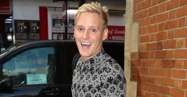 Strictly Come Dancing Jamie Laing