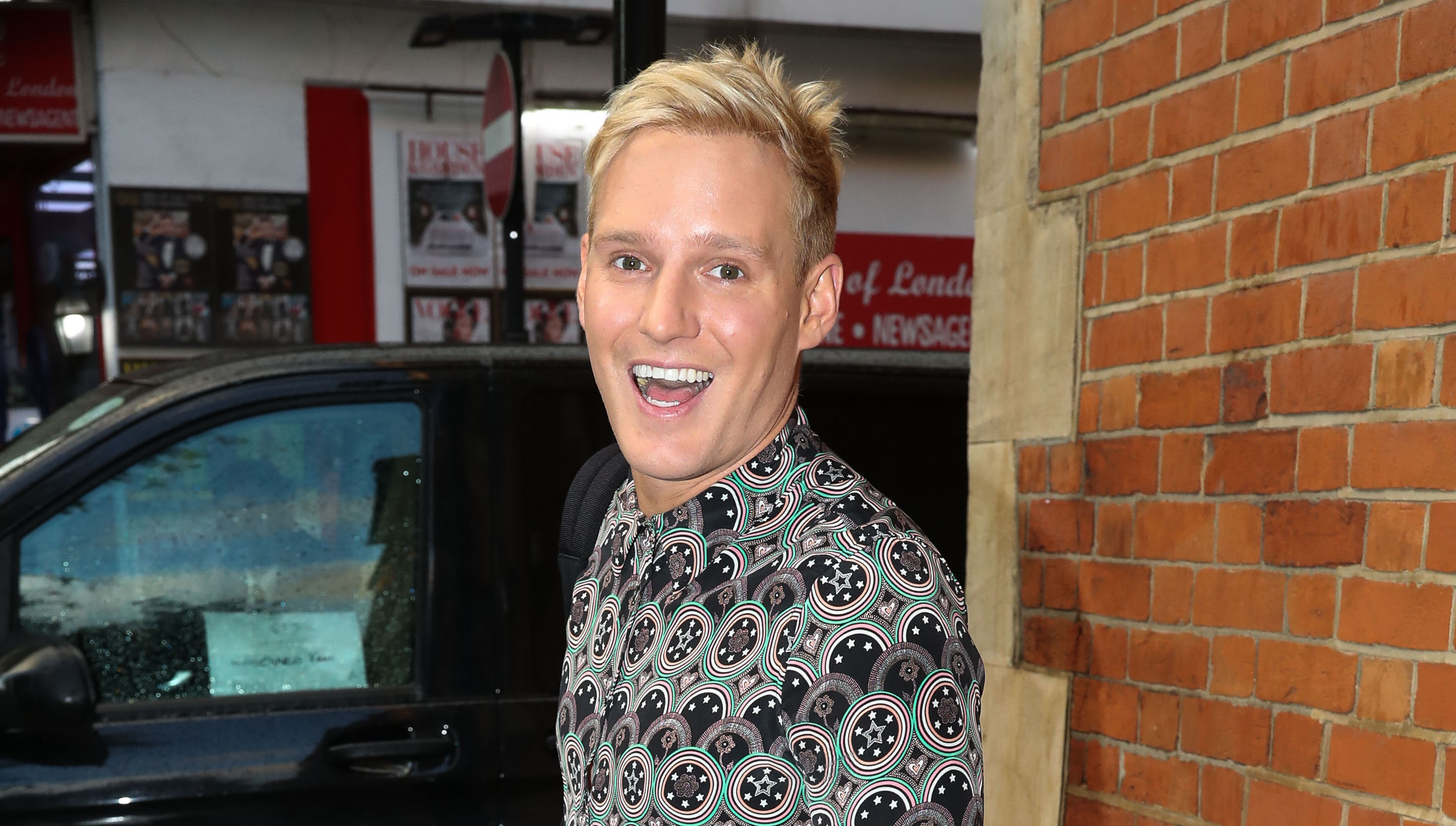 Strictly: Viewers praise Jamie Laing as he congratulates Kelvin Fletcher on Glitterball win