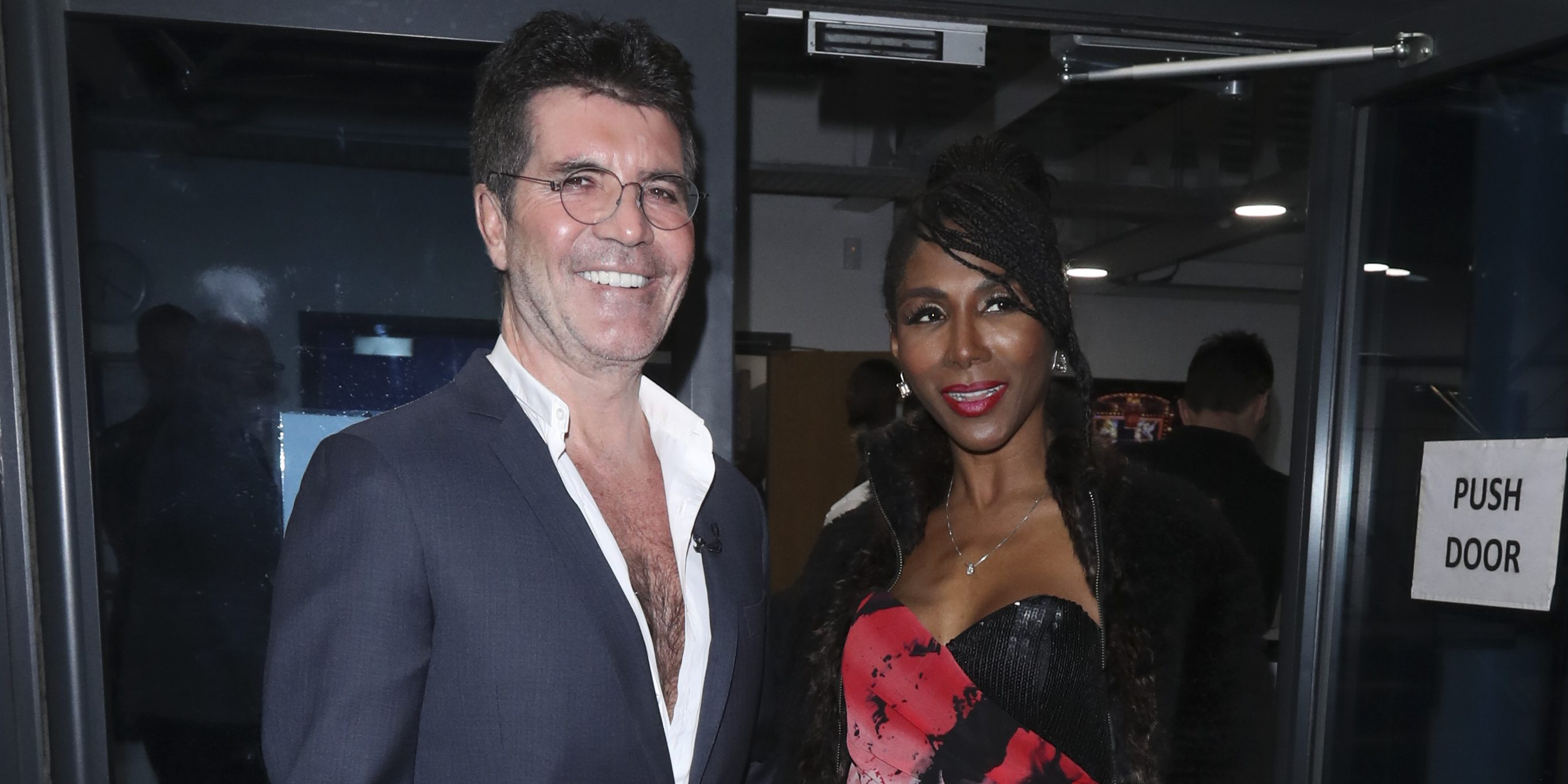 Sinitta claims Simon Cowell 'won't have any more children'