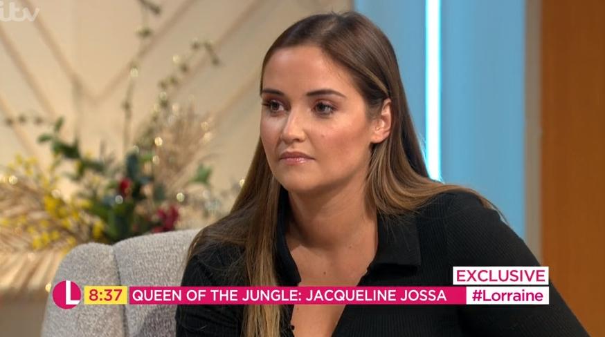 I'm A Celeb winner Jacqueline Jossa breaks silence on Dan Osborne cheating claims