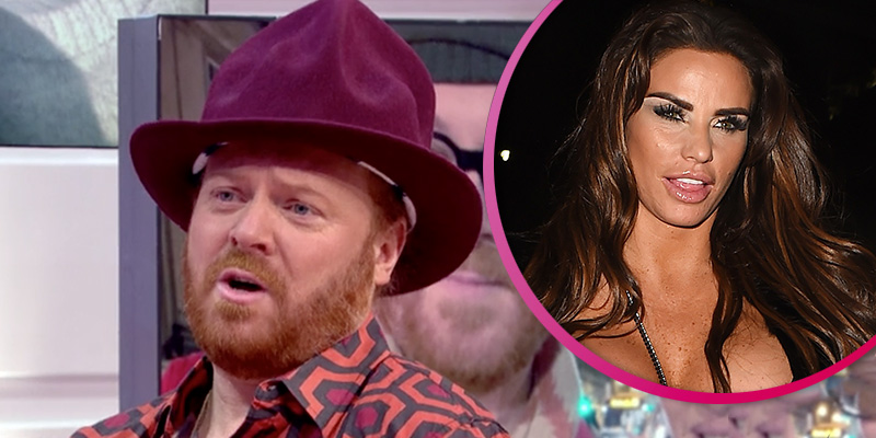 Keith Lemon reveals sad reason Katie Price was his 'worst' Celebrity Juice guest
