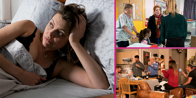 FIRST LOOK: New Year Coronation Street in 10 pictures