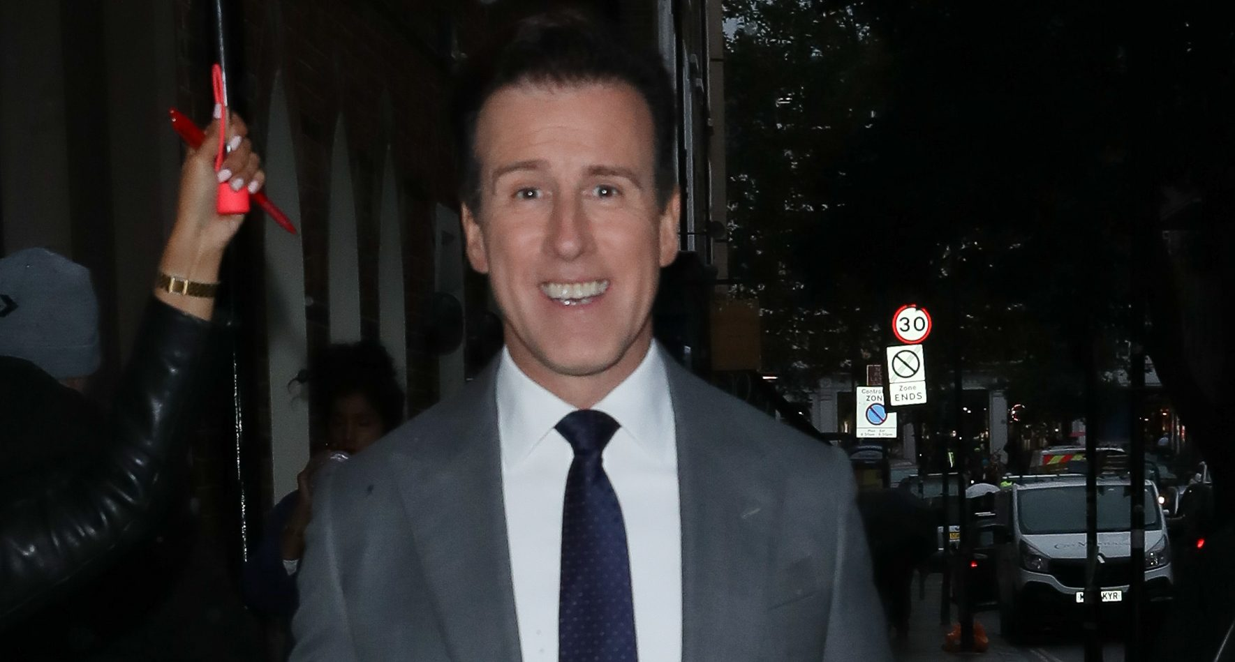 Strictly: Anton Du Beke breaks his silence over fears he's set to leave the show