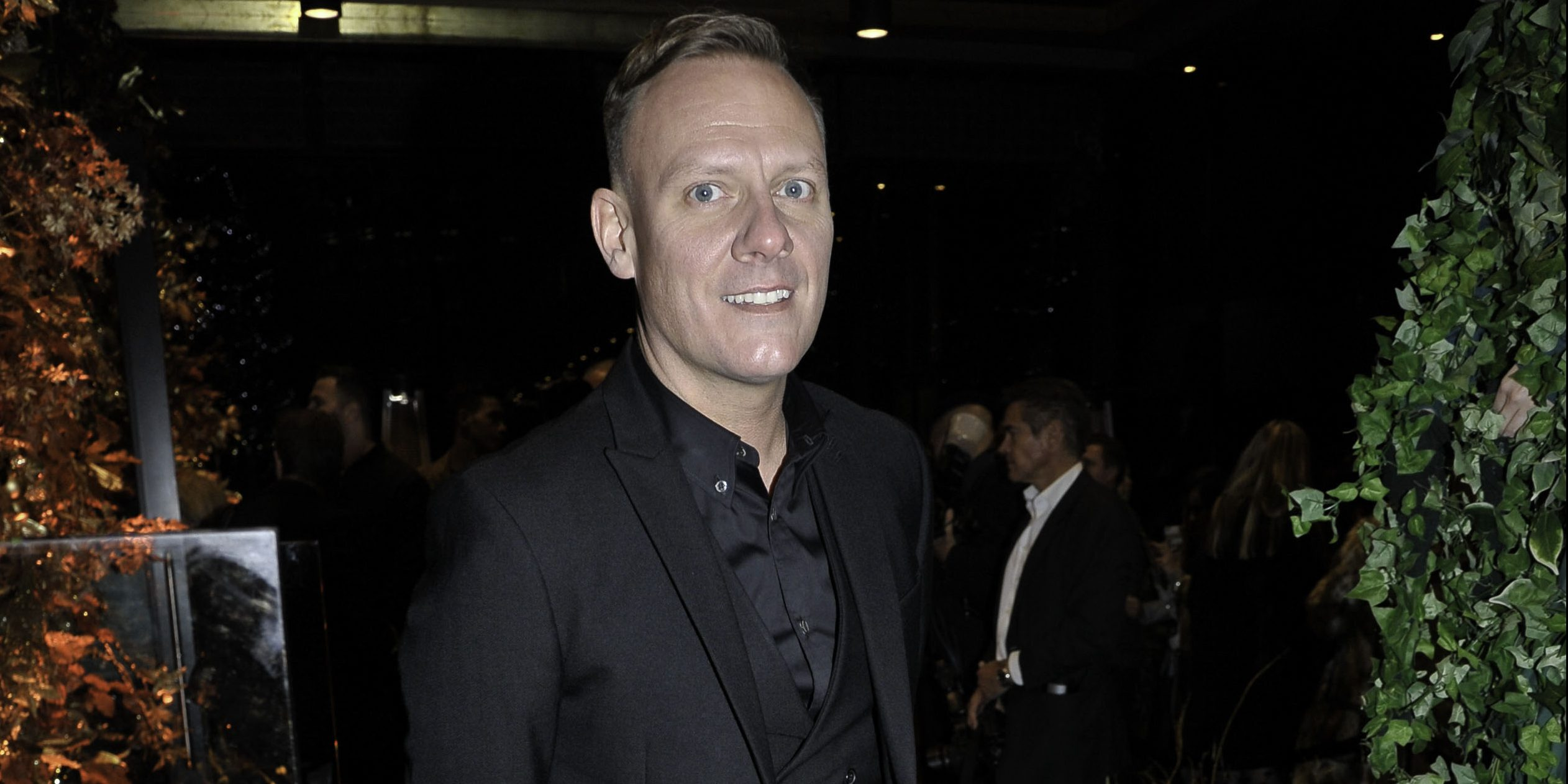 Coronation Street star Antony Cotton reveals he rescued a suicidal soldier