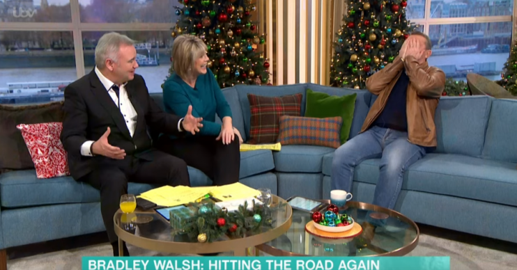 Bradley Walsh on This Morning