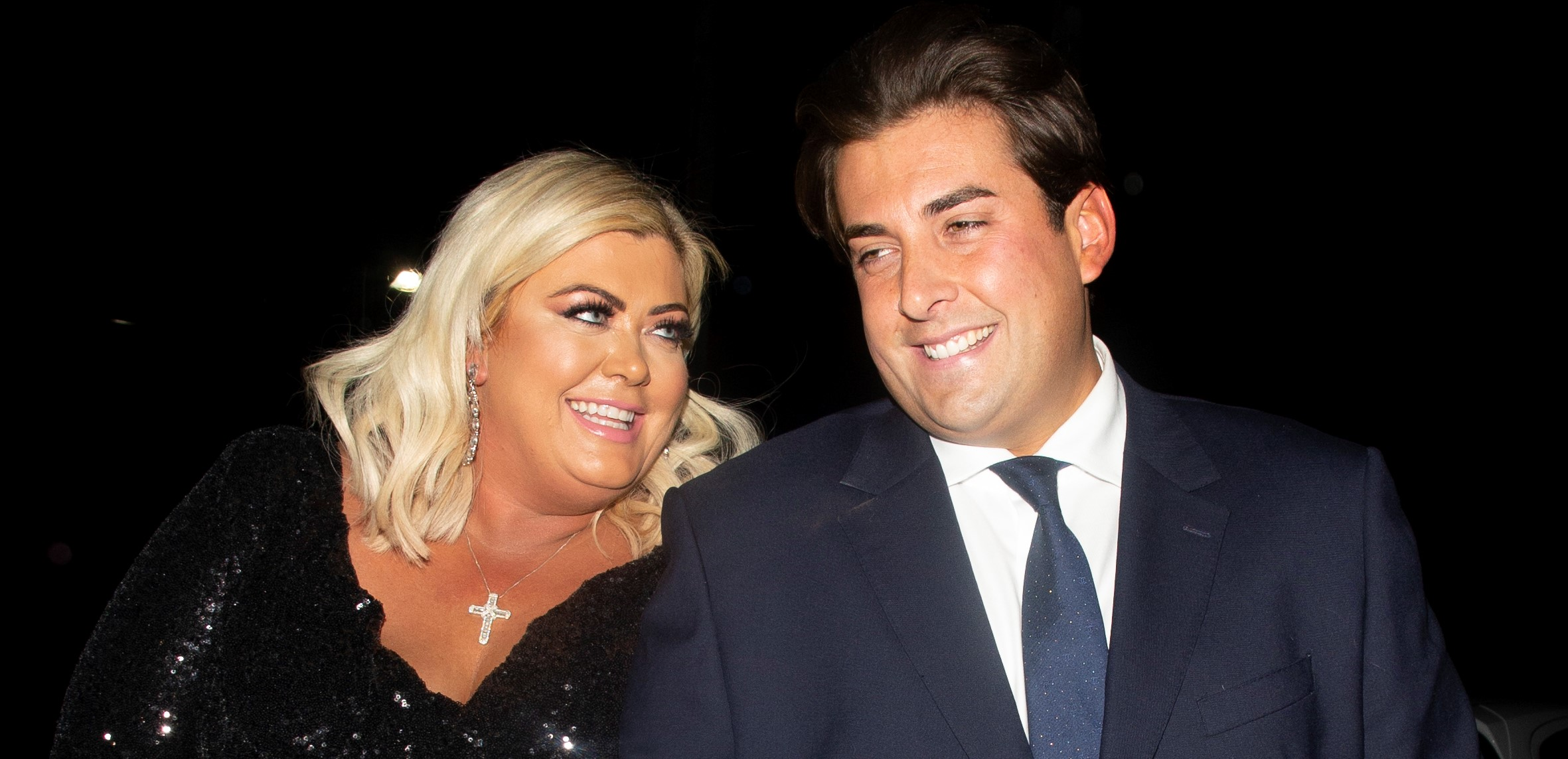 Gemma Collins reveals she's ready for marriage and babies with James Argent