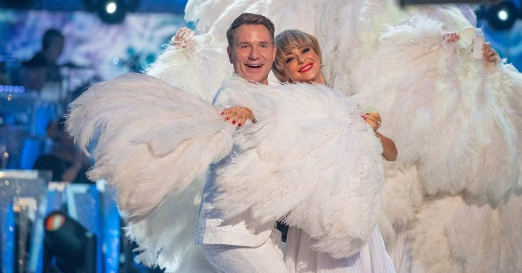 Strictly Come Dancing Christmas special 2020