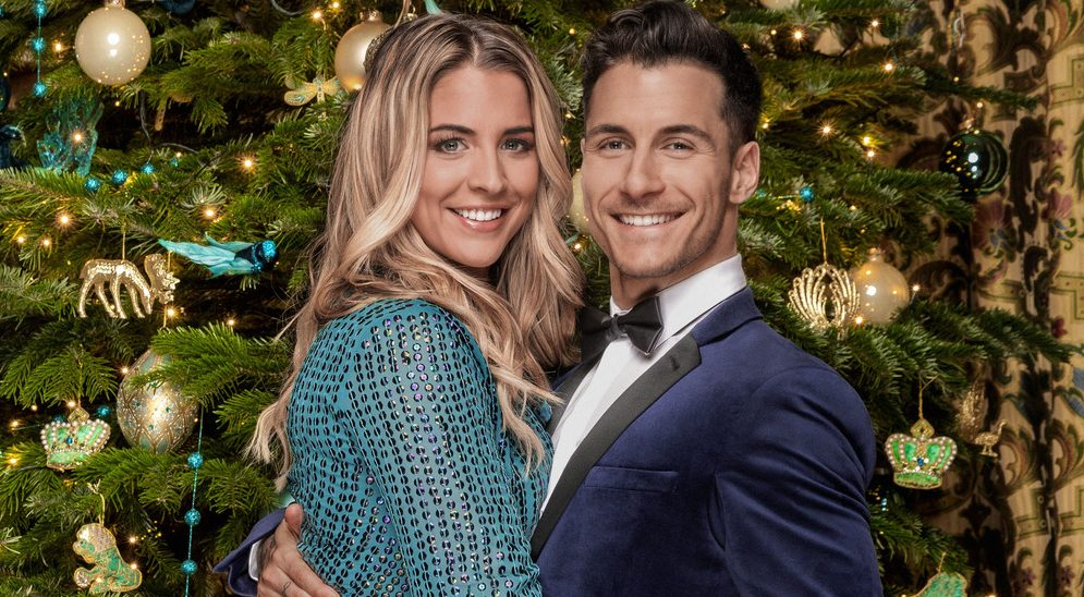 Strictly unveils first look at Christmas special as Gemma Atkinson and Gorka Marquez dance together