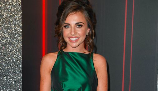 EastEnders star Louisa Lytton shares loved-up snap with handsome fiancé
