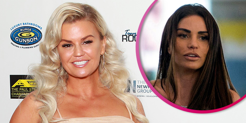 Kerry Katona offers to have Katie Price and her family for Christmas after bankruptcy