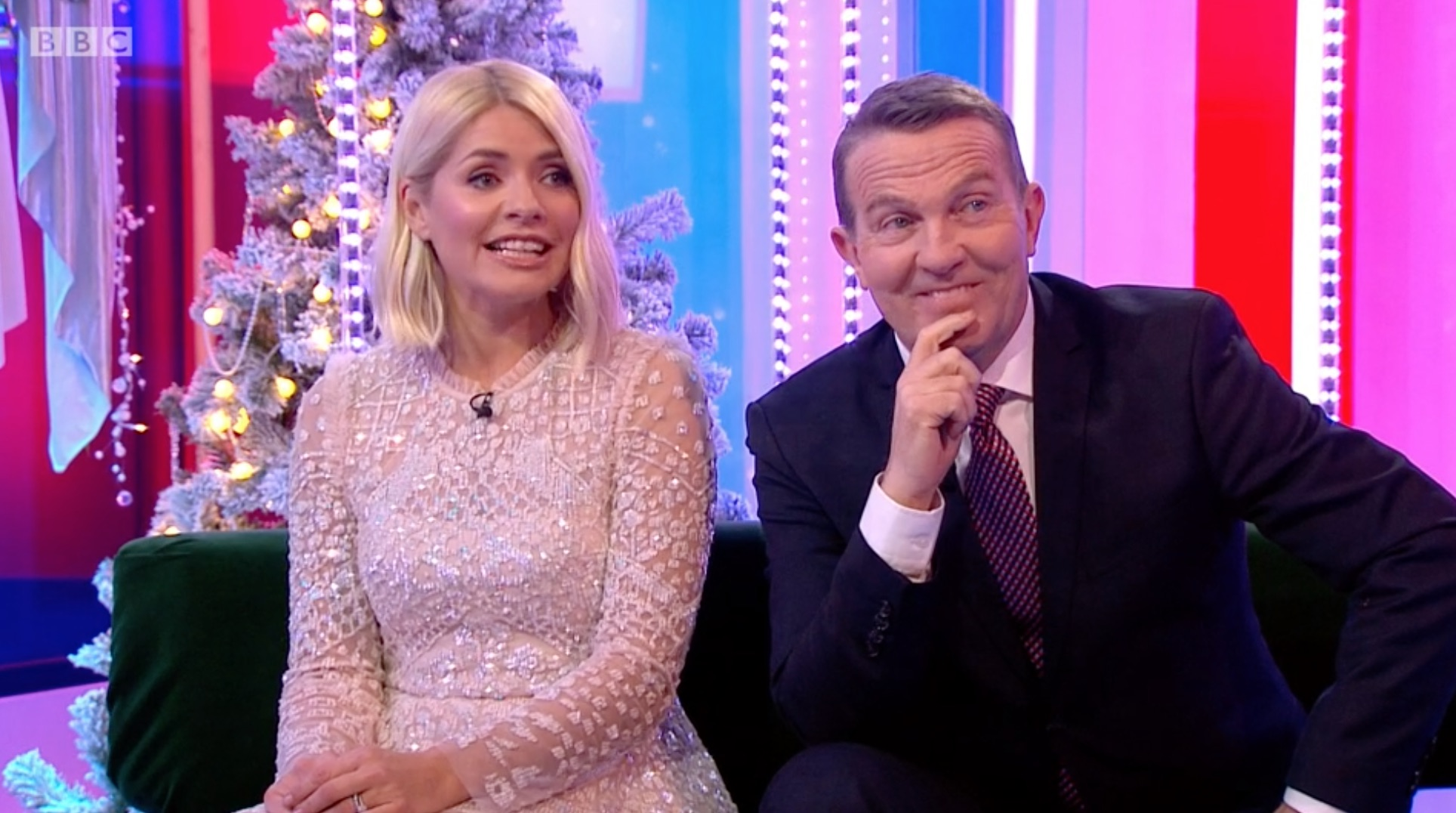 Holly Willoughby The One Show (BBC)