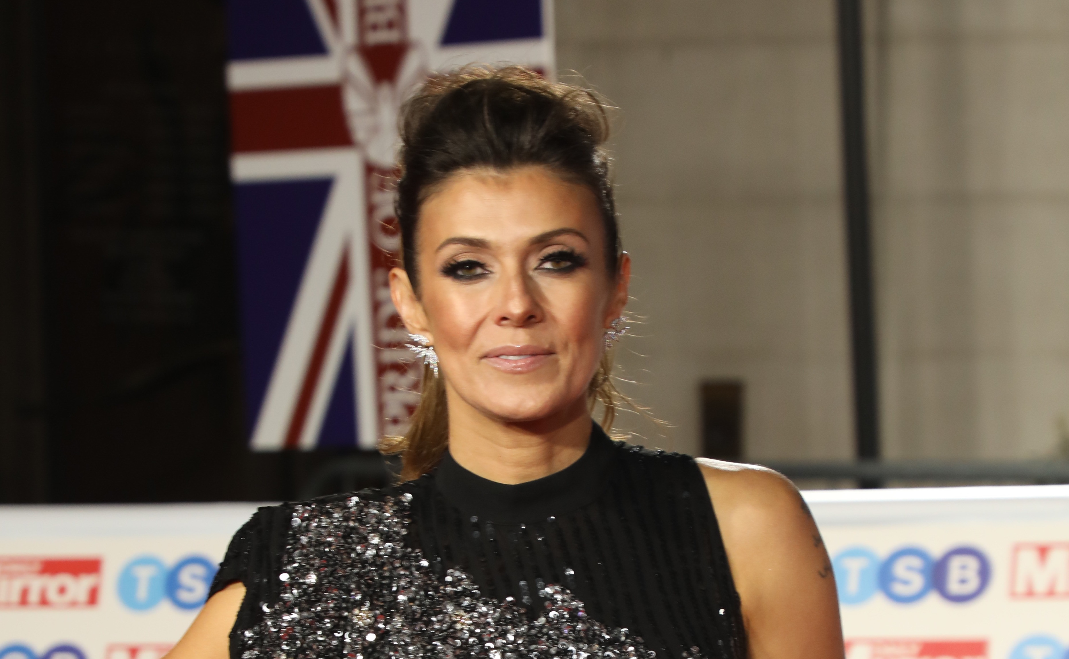 Kym Marsh says she will be very glad when The Masked Singer is finished