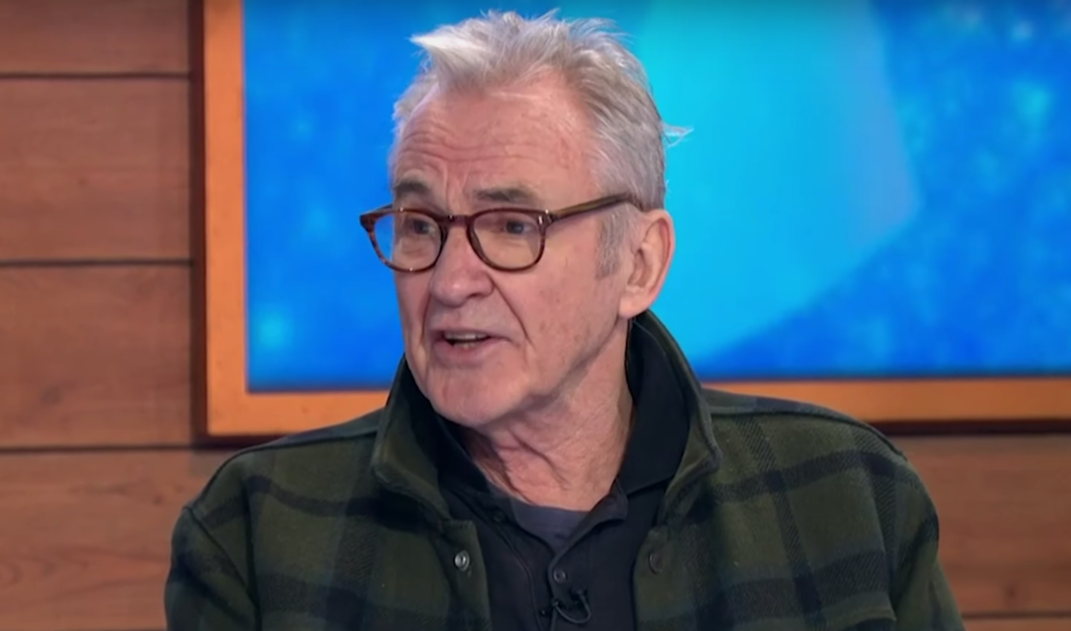 Gavin & Stacey star Larry Lamb addresses how US fame has 'changed' James Corden