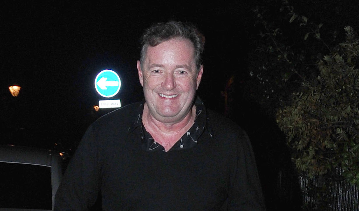 Inside Piers Morgan's boozy Christmas party as ITV stars share photos from glitzy event