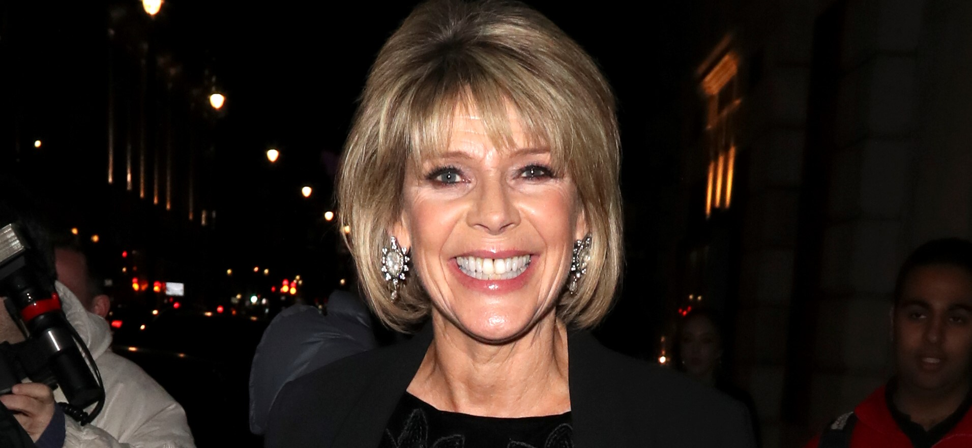 Ruth Langsford turned down a return to Strictly