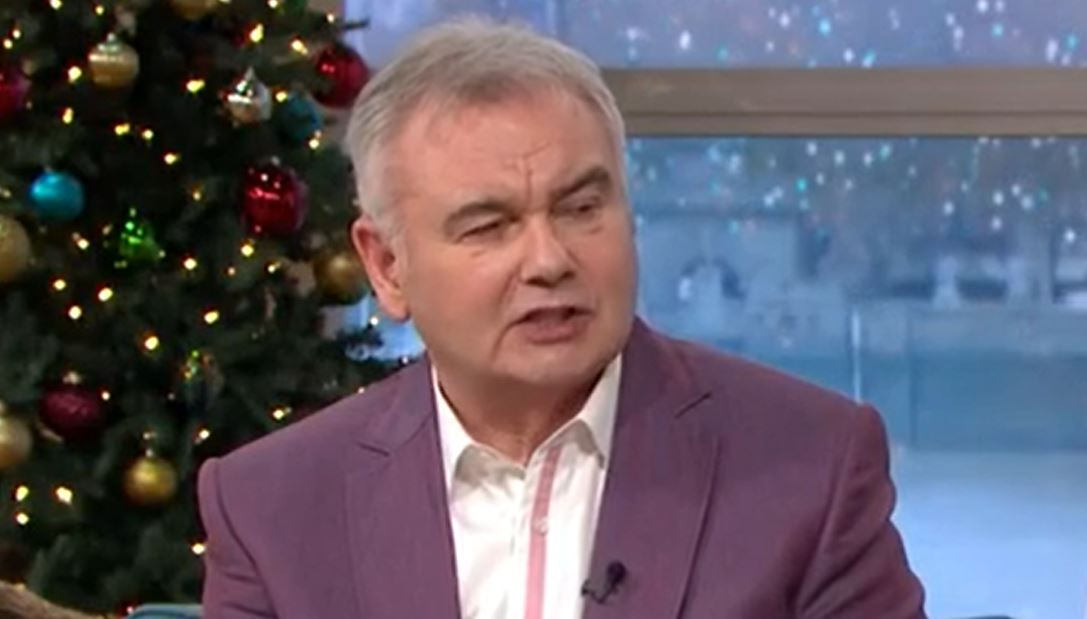 This Morning's Eamonn Holmes takes fresh swipe at 'trouble couple' Prince Harry and Meghan Markle