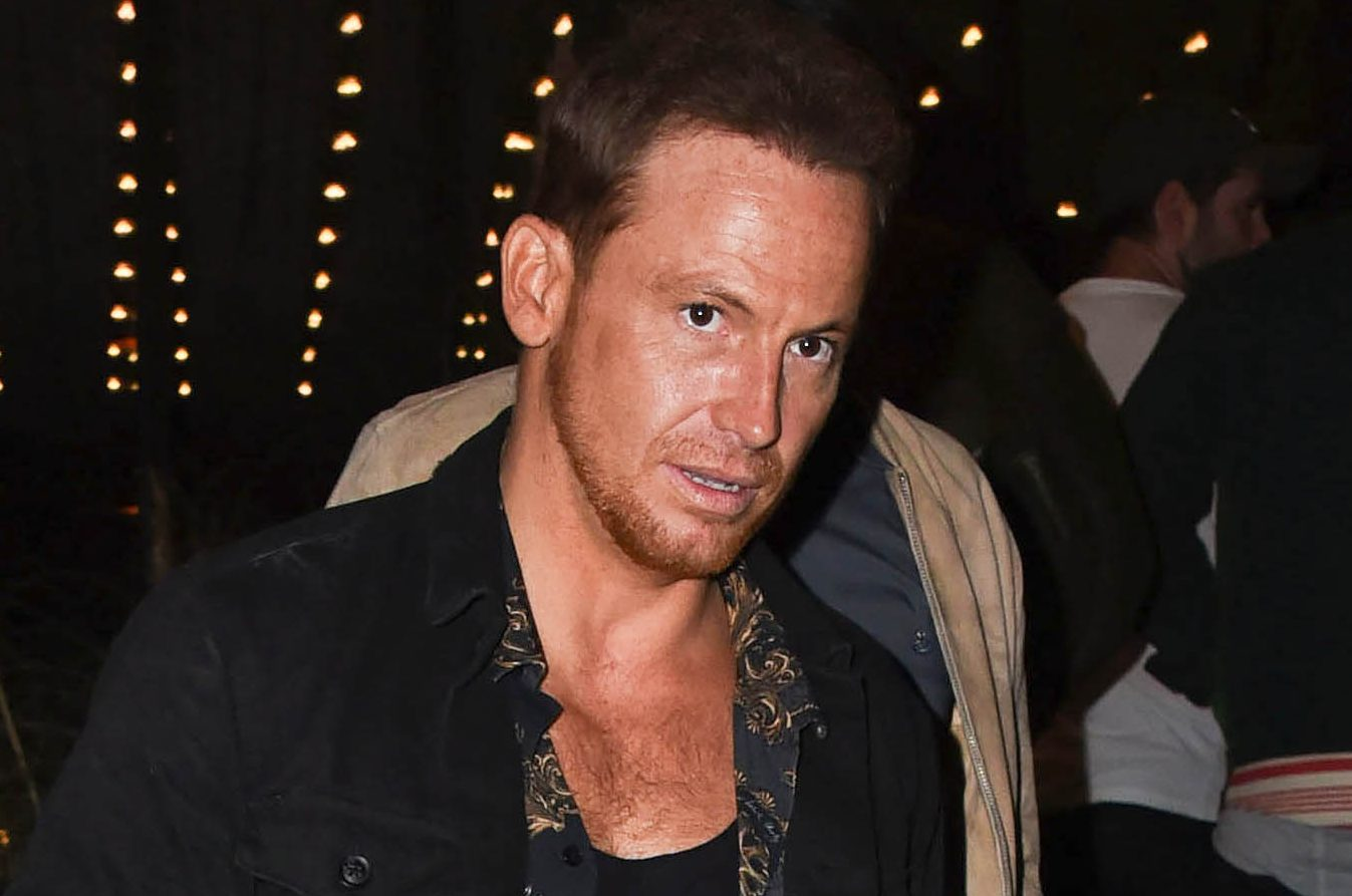 Joe Swash almost split from Stacey Solomon