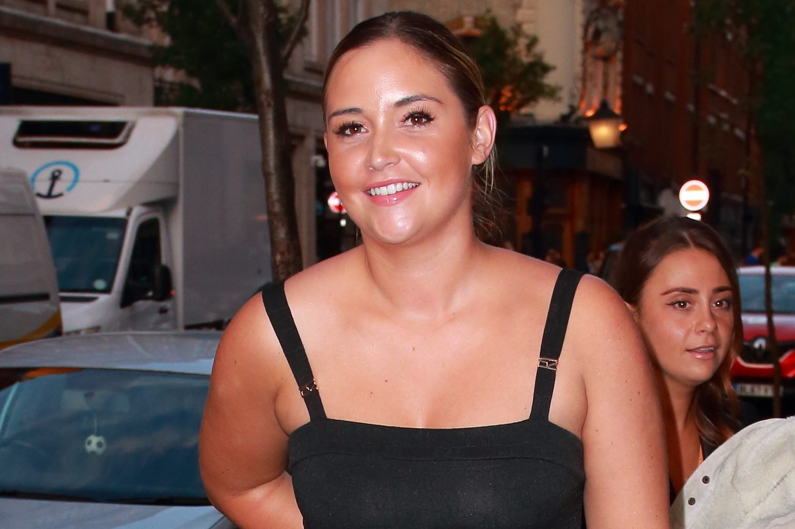 Jacqueline Jossa almost abandoned final Bushtucker Trial