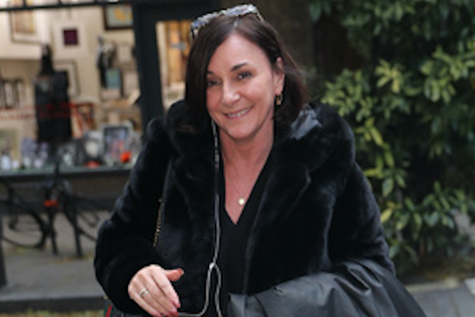 Strictly's Shirley Ballas vents on social media after 'roof leak leaves home damaged by rain water'