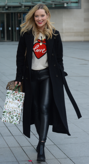 laura whitmore (credit: Splash)