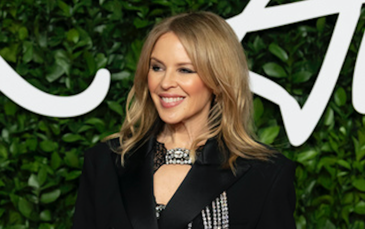 Kylie Minogue teases Neighbours return with pic of her dressed up as iconic soap character Charlene Robinson