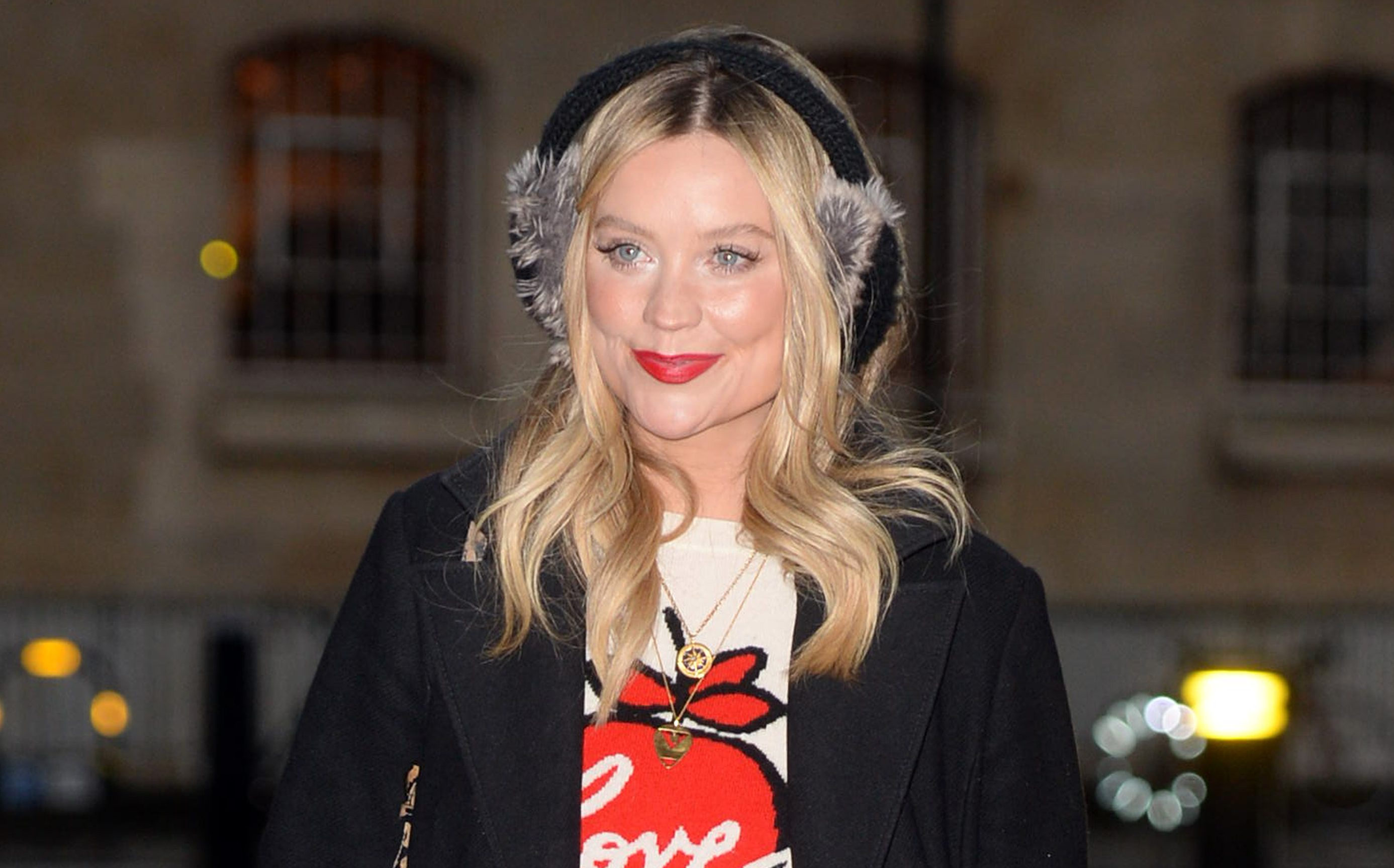 "Laura Whitmore reveals her ""terror"" at taking over on Love Island"
