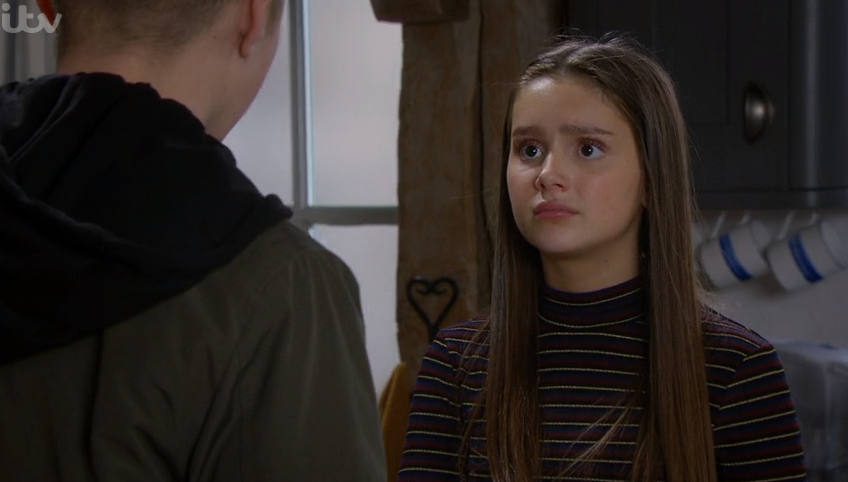 Emmerdale viewers disgusted as 'vicious' Sarah lashes out at Noah