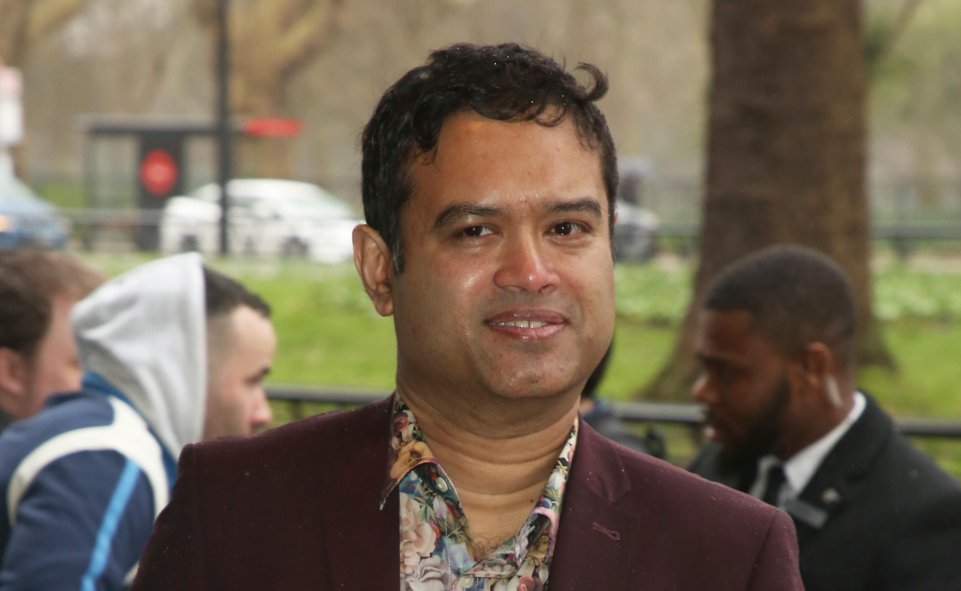Paul Sinha suspects he has coronavirus and began self-isolating too late
