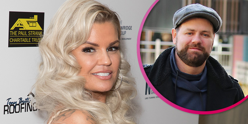 Kerry Katona sends public message to ex Brian McFadden after he announces engagement