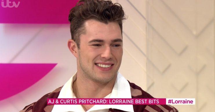Curtis Pritchard Lorraine