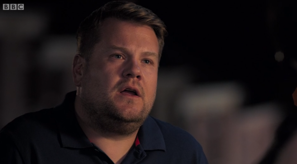 James Corden on Gavin and Stacey