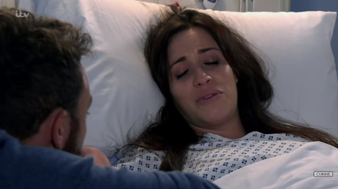 Coronation Street SPOILERS: Shona to die as she takes a turn for the worse?