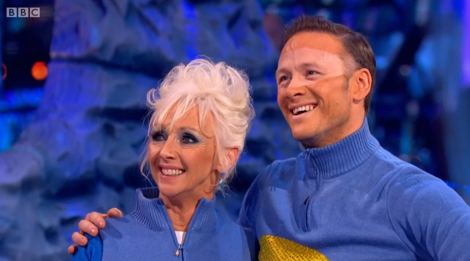 Debbie McGee pays tribute to Paul Daniels after winning Strictly Christmas special