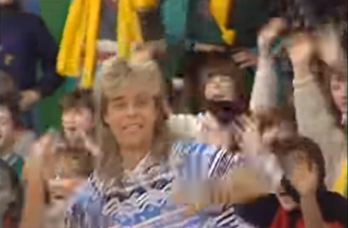 Pat Sharp is planning an adult version of the legendary Fun House