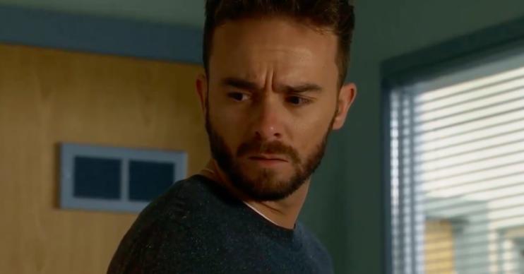 Coronation Street viewers in tears as David is told Shona is brain dead