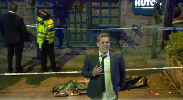 Hollyoaks confirms shock New Year's Eve death of favourite