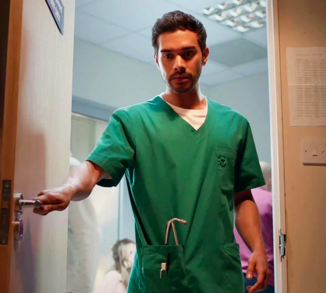 Casualty fans convinced they've missed an episode after Mason's shock death